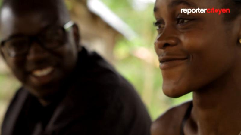 Bushinengue, les rebelles d'Amazonie